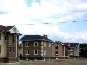 Поселок из таунхаусов Аврора