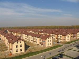 Поселок таунхаусов Дубровка