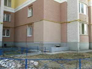 Утепление стен домов пенопластом в Запорожье
