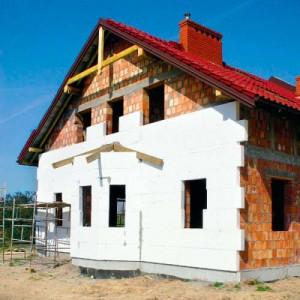 утепление стен фасадов домов Кривой Рог