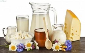 Молоко—источник красоты